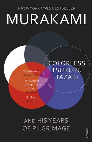 THE COLORLESS TSUKURU TAZAKI AND HIS YEARS OF PILGRIMAGE