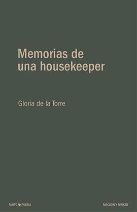 MEMORIAS DE UNA HOUSEKEEPER