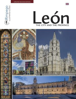 LEON. THE CITY AND THE PROVINCE. -INGLES-  ILLUSTRATED GUIDES