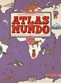ATLAS DEL MUNDO. EDICIÓN PÚRPURA