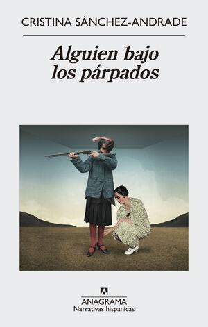 ALGUIEN BAJO LOS PÁRPADOS