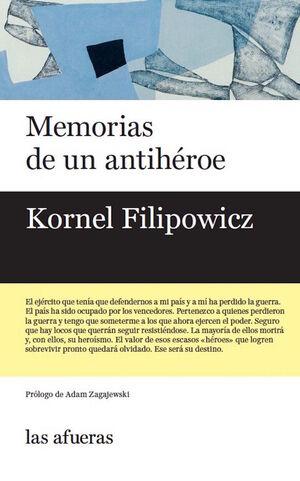 MEMORIAS DE UN ANTIHEROE